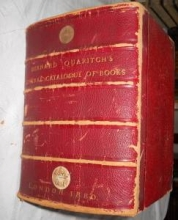 Bernard Quaritch General Catalogue 1880, for sale